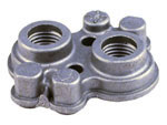 Ductile Iron Investment Casting