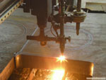 Metal Flame Cutting (CNC Oxy Fuel Cutting)