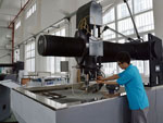Metal Waterjet Cutting Service (CNC Water Jet Cutting)
