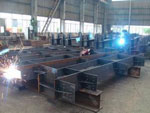 Structural Steel Fabrication Service