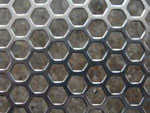 Metal Perforating Service (Perforated Metal Sheet)