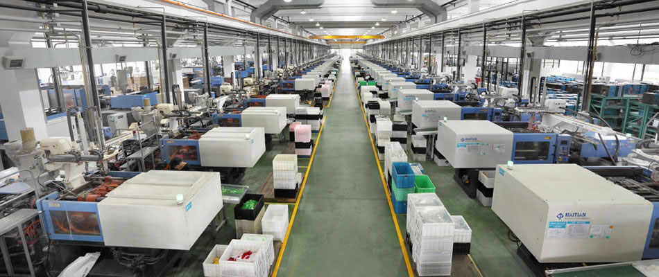 Plastic Molding Factory in China